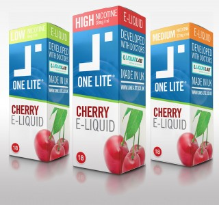 Uk Made E Liquid - Cherry