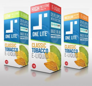 Uk Made E Liquid - Classic Tobacco