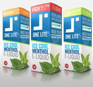 Uk Made E Liquid - Menthol