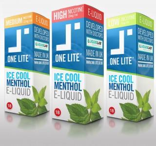Uk Made E Liquid - Menthol