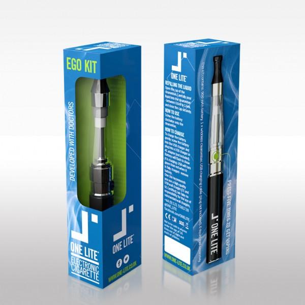 EGO Starter kit - Ego Electronic Cigarette Starter Kit