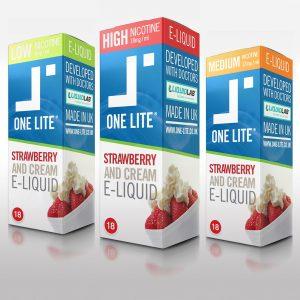 E-Liquid Flavour - Strawberry & Cream